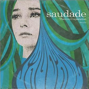 Thievery Corporation - Saudade [Vinyl] USA import