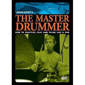 Master Drummer [DVD] USA import