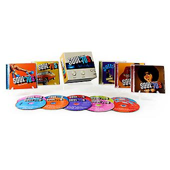 Soul of the '70s - Soul of the 70s (10CD) [CD] USA import