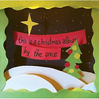 Once - This Is a Christmas Album [CD] USA import