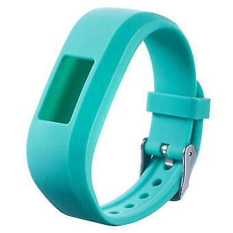 For Garmin Vivofit JR Buckle JR 2 Strap Replacement Wristband Bracelet Band[Teal]