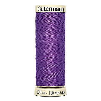 Gutermann Ommella-all 100 % Polyesteri Thread 100m Käsi ja kone värikoodi - 571