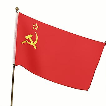 150*90cm Red Soviet Socialist Republics Ussr Flag