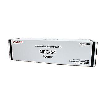 Canon TG54 GPR38 Svart Toner