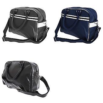 Bagbase Original Retro Shoulder Strap Bowling Bag (Pack of 2)