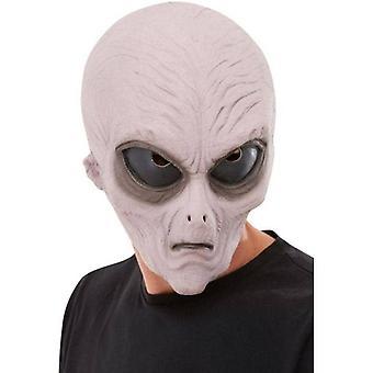 Alien Lateks Mask Adult Purple