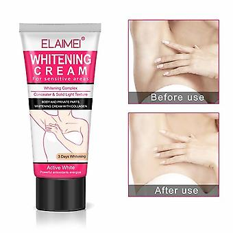 Underarm Whitening Cream For Sensitive Area - Skin Body And Private Parts