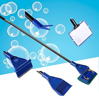 5 en 1 Aquarium Tank Cleaning Tools Set