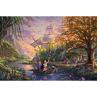 Puzzle - Ceaco - Disney Pocahontas 750pcs New 2903-25