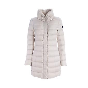 Peuterey Ped331901180967736 Women's Beige Polyester Down Jacket