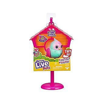 Little Live Pets Pippa Peeps Lil Bird & Birdhouse