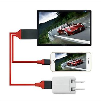 Tv Stick Screen G2/l7 Tv Dongle Receiver Support Hdmi -hdtv  For Ios Android