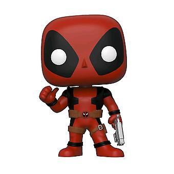 """Deadpool Thumbs Up Red US Exclusive 10"""" Pop! Vinyl"""