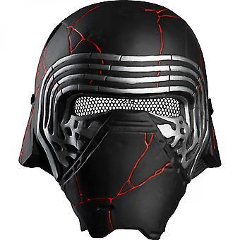 Star Wars Kylo Ren Reconstructed Half Mask