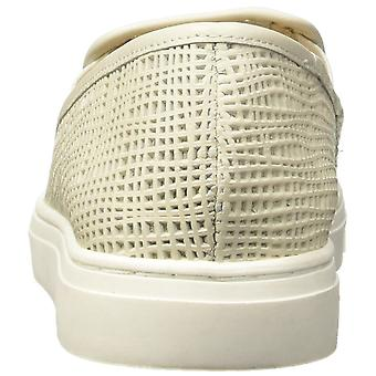 Vince Camuto Womens Becker Leather Low Top Slip On Fashion Sneakers
