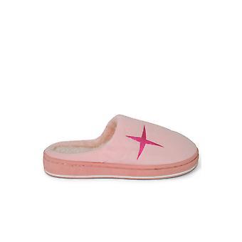Zapatillas con estampado de mujer