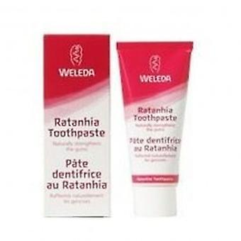 Weleda - Ratanhia Pasta Dentífrica 75ml