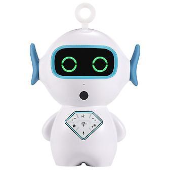 Děti Inteligentní Doprovázet Toy- Smart Rc Robot Interaktivní hlas
