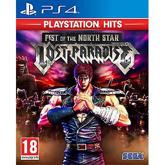 Fist of The North Star Lost Paradise PS Hits PS4 Game