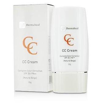 CC Cream SPF30 - Natural Beige 50g or 1.7oz