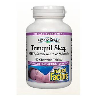 Luonnolliset tekijät Stress-Relax 5-HTP, 100 mg, 120 Caps