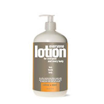 EO Products Everyone Lotion, Citrus & Mint 32 OZ