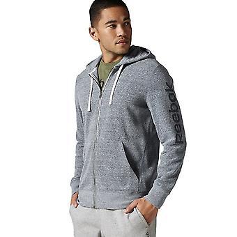 リーボック要素ビッグロゴフランステリーAY1576ユニバーサルオールイヤー男性スウェットシャツ