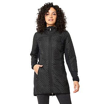 Kyodan Womens Long Sleeve Zip Up Hoodie Sweater Jacket