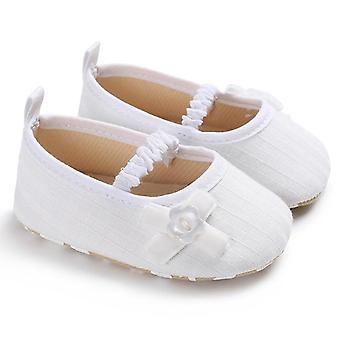 Emmababy Crib Toddler Baby Newborn Girls Soft Soled Princess Crib Shoes