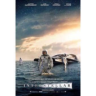 Interstellare Movie Poster (11 x 17)