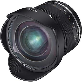 Rokinon-serien ii 14mm f2.8 værforseglet ultra vidvinkelobjektiv for nikon med innebygd ae-chip