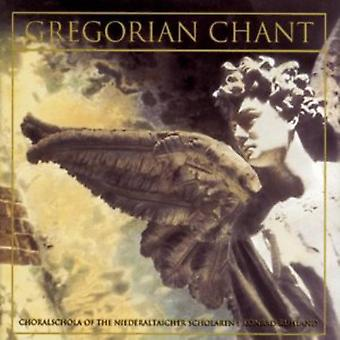 Chant grégorien - Chant grégorien [CD] USA import
