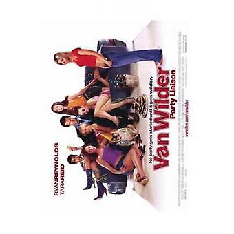 Nationalen Spottschriften Van Wilder Movie Poster (11 x 17)