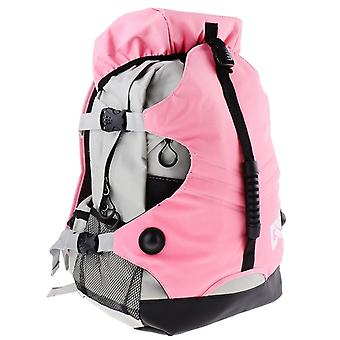 Multi-level And Multi-pocket Storage Backpack For Roller/inline Skates/snow And