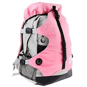 حقيبة ظهر متعددة المستويات ومتعددة الجيب لتخزين الأسطوانة / مضمنة الزلاجات / الثلج و