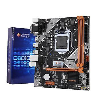 Huananzhi B75 Desktop Motherboard Lga1155 Para I3 I5 I7 Cpu Soporte Ddr3 Memoria