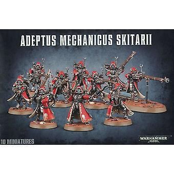 Adeptus Mechanicus Skitarii Spel Workshop Warhammer 40.000
