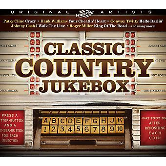 Various Artist - Classic Country Jukebox [CD] USA import