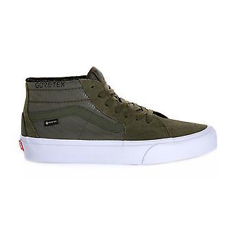 Vans SK8 Mid Gore Tex VA4VJE24U skateboard all year men shoes