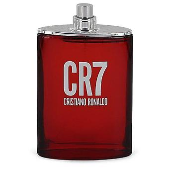 Cristiano Ronaldo Cr7 Eau De Toilette Spray (Tester) By Cristiano Ronaldo 3.4 oz Eau De Toilette Spray