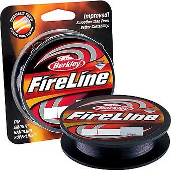 Berkley FireLine sulatettu alkuperäinen Kalastus Line (300 yds) - 10 lb testi - savu