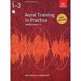 Treinamento Aural na Prática, ABRSM Notas 1-3, com 2 CDs