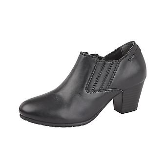 Mod Comfys Womens/Ladies Leather Shoes