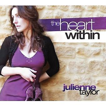 Julienne Taylor - Heart Within (Hqcd) [CD] USA import