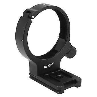 Haoge lmr-c347 lens collar foot tripod mount ring for canon ef 300mm f/4l usm, ef 400mm f/5.6l usm,