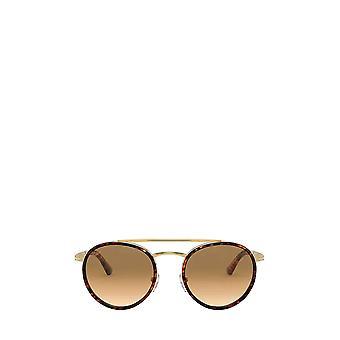 Persol PO2467S gold & havana unisex sunglasses