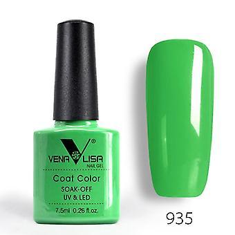 Venalisa Fashion Shiny 7.5 Ml Soak Gel Nail Polish Cosmetics Nail Art Manicure
