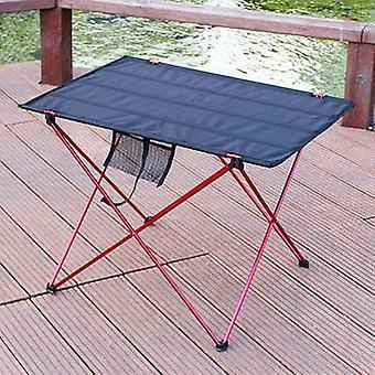 Bærbar foldbart bord, Camping Udendørs Møbler Computer Bed Borde