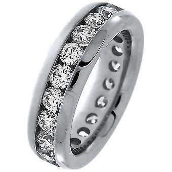 Luna Creation Promessa Ring Memoire Full 1B880W852-1 - Ring Width: 52