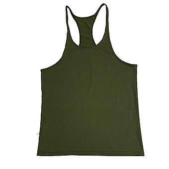 Men Fitness Muscle Tank Top, Summer Casual Sport Vests, Sleeveless Tee